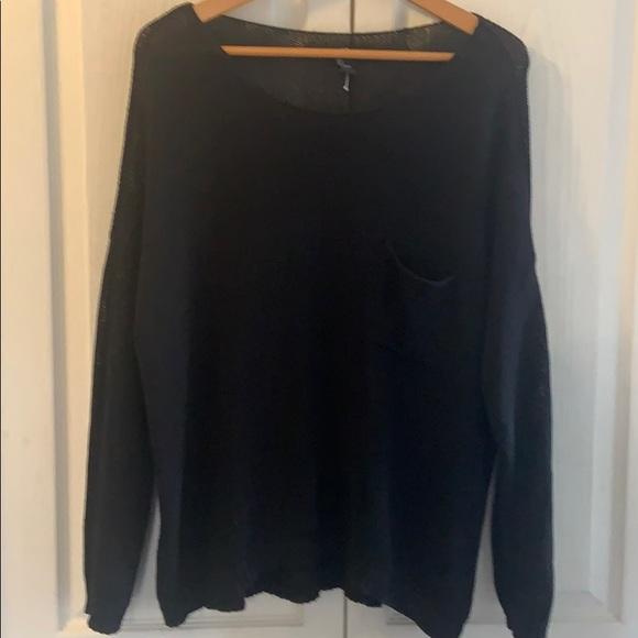 Ladies Black H&M sweater